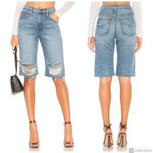Hudson Jeans Sloane High Cut Off Denim Short Sz 27